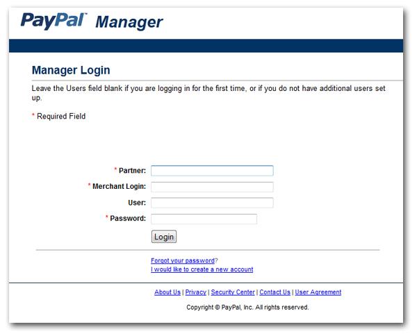 PayPal Pro Merchant Account Changes – ShootQ Help Hub